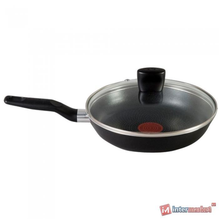 Cковорода Tefal 040 82 120/с 28 JUST Black