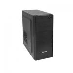 Персональный компьютер i3-7100 3.9 GHz/ MB ASRock H110M-DVS/ RAM 4 GB 2400 MHz/ HDD 500 GB/ DVD/ ATX 400W