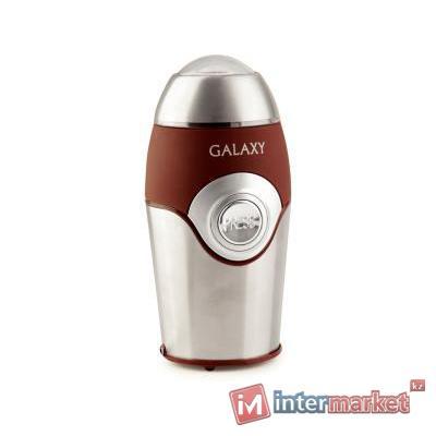 Кофемолка Galaxy GL 0902 серебристый