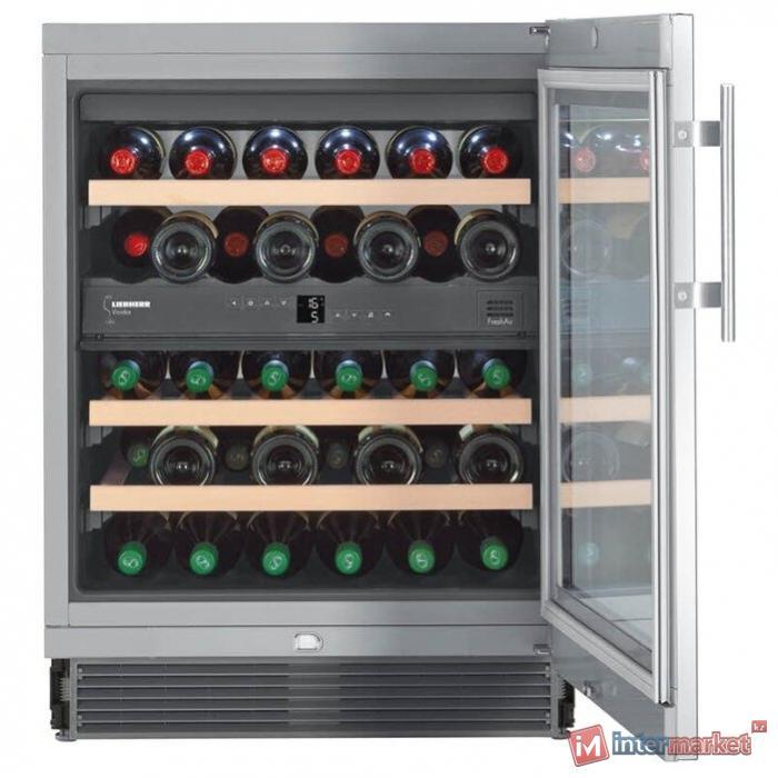 Встраиваемый винный шкаф Liebherr UWTes 1672