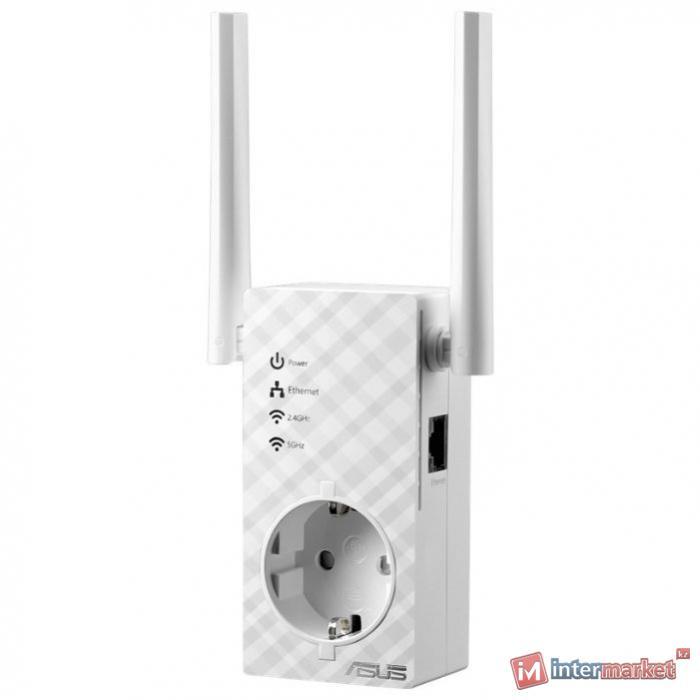 Wi-Fi точка доступа ASUS RP-AC53
