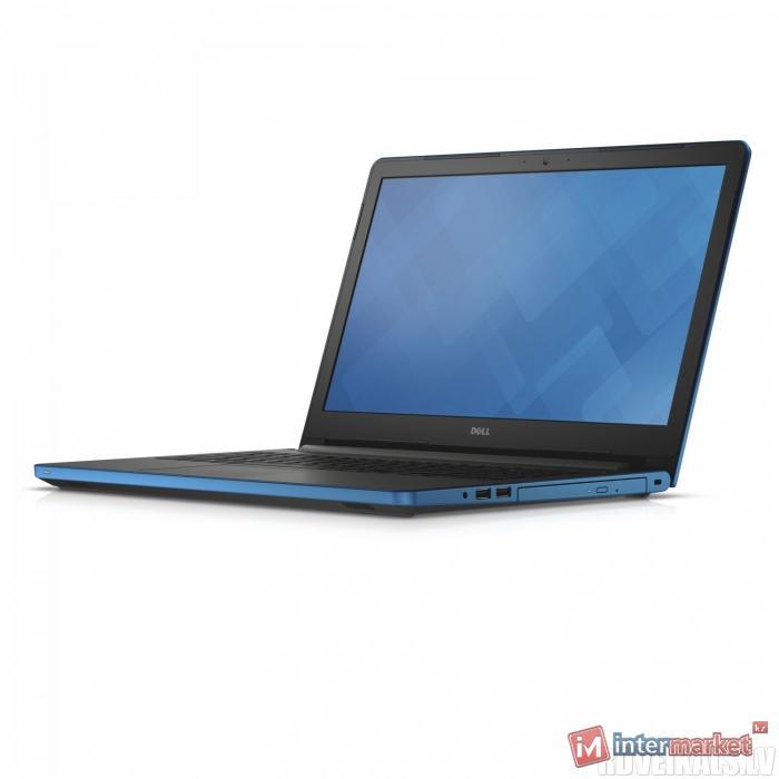 Ноутбук DELL Inspiron 5558, (Core i5 5250U-1.6GHz/15.6