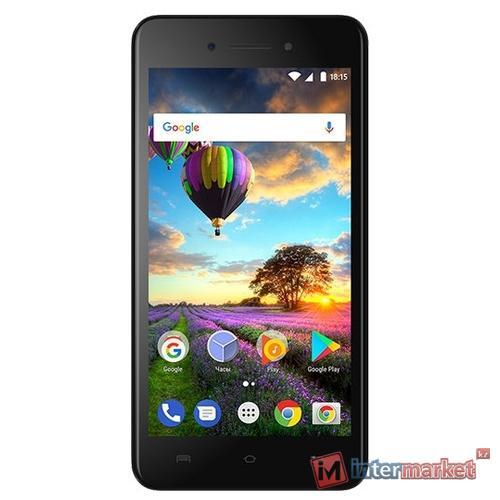 Смартфон BQ-5206L Balance Gray 5.2