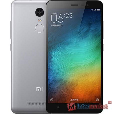 Смартфон Xiaomi Redmi Note 3 Pro 16Gb, Black